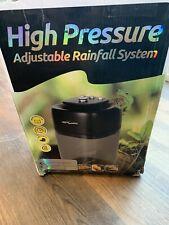 reptizoo high pressure adjustable rainfall system