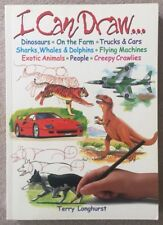 Book 'I Can Draw......' by Terry Longhurst