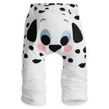 Disney Store 101 Dalmatians Fleece Costume Pants Dress Up Baby Halloween 18/24