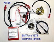 BMW prima del 1979 ACCENSIONE ELETTRONICA BOYER ignition unit Micro Digital kit86 00086