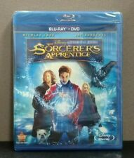 Authentic Disney: The Sorcerer's Apprentice  (Blu-ray + DVD)   BRAND NEW