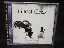 GHOST CRIES Deorum Festum JAPAN CD The Agonist Serenity In Murder Japanese Metal