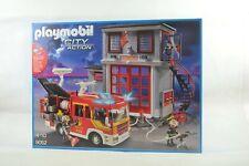 PLAYMOBIL 9052 City Action Feuerwehr Mega Pack NEU/OVP