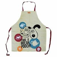 Official Licensed Wallace and Gromit Apron- New -LIMITED ITEM UK DISPATCH