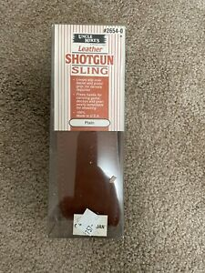 Uncle Mikes Leather shotgun sling #2654-0 NOS