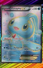 Manaphy EX Full Art- XY9:Rupture Turbo - 116/122 - Carte Pokemon Neuve Française
