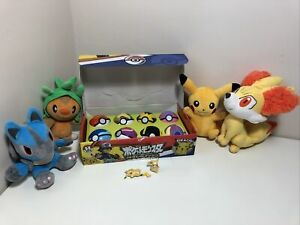 pokemon Toys & Plush Bundle,