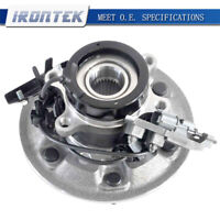 Front Wheel Hub & Bearing Driver Side 4WD w/ ABS for Colorado Canyon