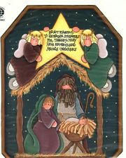 Ragamuffins Large Full Color Iron-On Transfers - Angel's Unaware