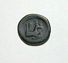 IONIA, EPHESOS. AE 17. CIRCA 3RD CENTURY BC. ARTEMIS/STAG.