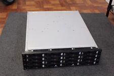 """Xiotech 16 Bay Storage Array 10Tb 3.5"""" Hdd 2x Psu 2x Controller Read Descr*"""