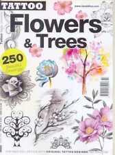 TATTOO IDEAS PRESENTS-  Tattoo Flowers & Trees (New)