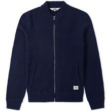 PENFIELD EASTPORT KNIT Pullover blau blue Jacke Bomber Wolle L XL UVP175€