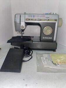 Singer CG-590 C Commercial Grade Sewing Machine Leather Denim ToughExcellent