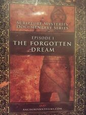 THE FORGOTTEN DREAM - EPISODE ONE SCRIPTURE MYSTERIES DVD NEW