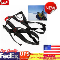 Tree Climbing Construction Harne... HUAWELL Safety Belt with Adjustable Lanyard