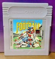 Play Action Football -  Nintendo Game Boy Color GB Rare TESTED GBA Advance GBC