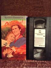 VHS ~Oklahoma ~ Rodgers & Hammerstein Collection
