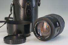 MINOLTA AF ZOOM 70-210mm 1:3.5(22)-14.5 55mm Camera Lens w/case F/S 941f35
