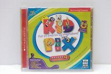Kid Pix Fun Art Tools For Big Imaginations Deluxe Home Edition 4 Pc/ Mac