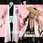 Bleach 8th Division Squad 8 Team 8 Captain Cosplay Costume Full Set FREE P&P