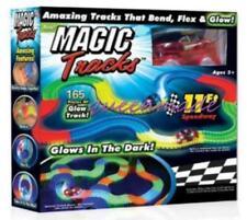 NEW! Magic Tracks That Bend, Flex And Glow 11 ft Speedway Kids Fun Toys LJ
