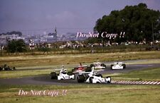 Carlos Reutemann Martini Brabham BT44B argentino Grand Prix 1975 fotografía 1