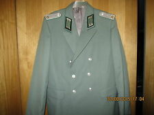 11 : Uniform Jacke  ( Gala ) , DDR / Polizei , Offizier der VP / Volkspolizei