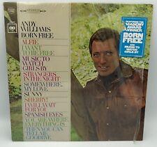 Vintage Andy Williams - Born Free - Vinyl LP