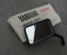 Yamaha Rückspiegel links XJ900 XJ750 XZ550 XV920 Virago Back Mirror Original Neu
