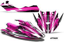 Jet Ski Gráficos Kit Pegatina Adhesivo Wrap For Sea-Doo GTX Rfi