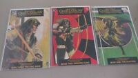 Green Arrow Longbow Hunters-3 Issues Book One, Two, Three-1,2,3 DC Comics