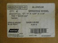 BOX OF 2 GRINDING WHEELS 70X7X18 N2 GRANA 80//1B