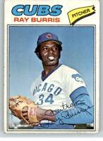 1977 Topps #190 Ray Burris M1C418