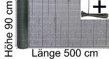 Gartenzaune Sichtschutzwande In Hohe 51 80 Cm Material Kunststoff