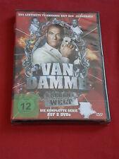 """Jean-Claude van Damme in """"VAN DAMME GEGEN DEN REST DER WELT"""" 2 DVD`S"""