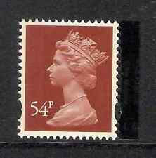GB 2010 sg Y1783 54p litho 2 bands Album Covers booklet stamp MNH ex Y1757j