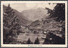 BRESCIA VEZZA D'OGLIO 03 Cartolina viaggiata 1941