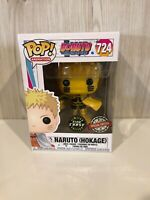 Animation Boruto Naruto Hokage Glow Chase Limited Edition Funko Pop