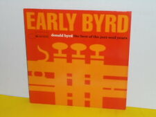 DOPPEL - LP - DONALD BYRD - EARLY BYRD - THE BEST OF THE JAZZ SOUL YEARS