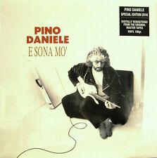 """PINO DANIELE """" E SONA MO' """" doppio lp special edition 180 gr. sigillato"""