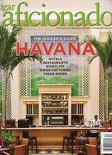 HAVANA [  CIGAR AFICIONADO MAGAZINE ] DEC 2011  NEW UNREAD MINT