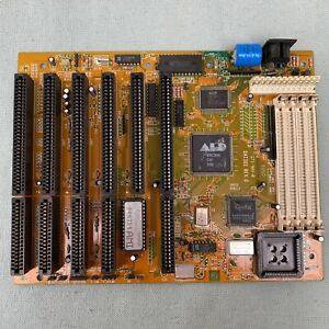 Computer Motherboard 486 Cyrix Cx486SLC CPU Processor 33MHz ALD ISA AMI 386SX BI