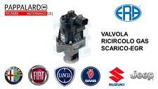 VALVOLA RICIRCOLO GAS-SCARICO EGR 555067 FIAT DUCATO AUTOBUS/FURGONATO