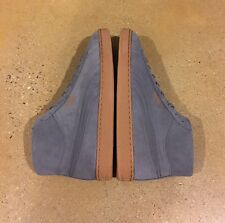 Puma Suede Mid Emboss Men's Size 14 US Steel Gray BMX DC Shoes Sneakers