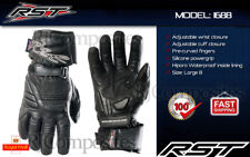 RST Madison 2 Ladies Waterproof Motorcycle Gloves for 2016 All Sizes Black L 08