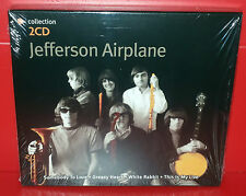 2 CD JEFFERSON AIRPLANE - ORANGE COLLECTION - SEALED SIGILLATO