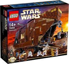 LEGO - STAR WARS - 75059 - SANDCRAWLER