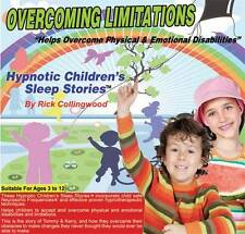 New Overcoming Limitations Meditation Rick Collingwood CD Autism Down Syndrome