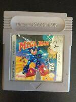 Mega Man 2  Nintendo Game Boy Game w/case